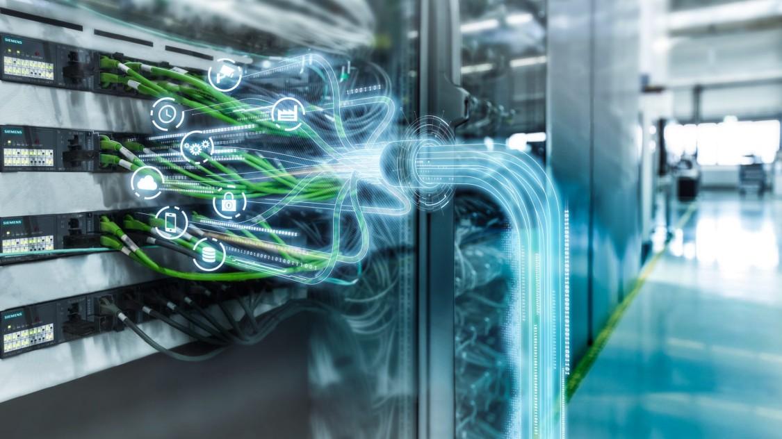 Time-Sensitive Networking ganz klar: Siemens macht es vor.