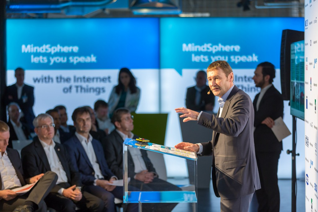 Founding event of MindSphere World