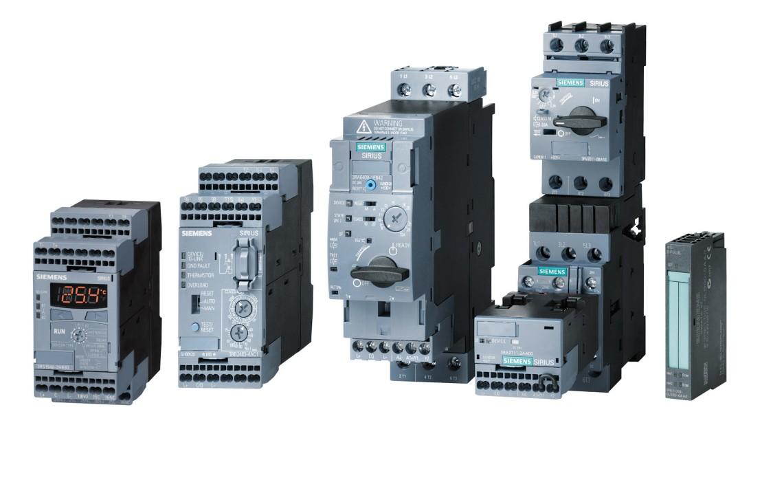 SIRIUS Controles industriales | SIRIUS Controles industriales | Siemens  Mexico