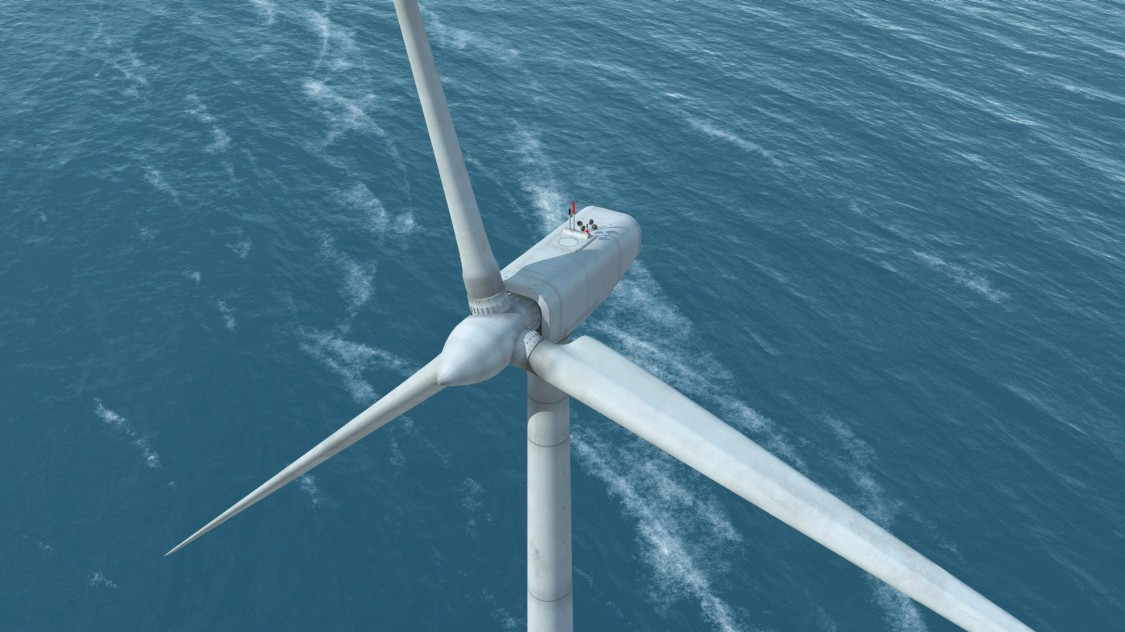 Special plant manufacturer Hedrich vacuum casts rotor blades for wind turbines.