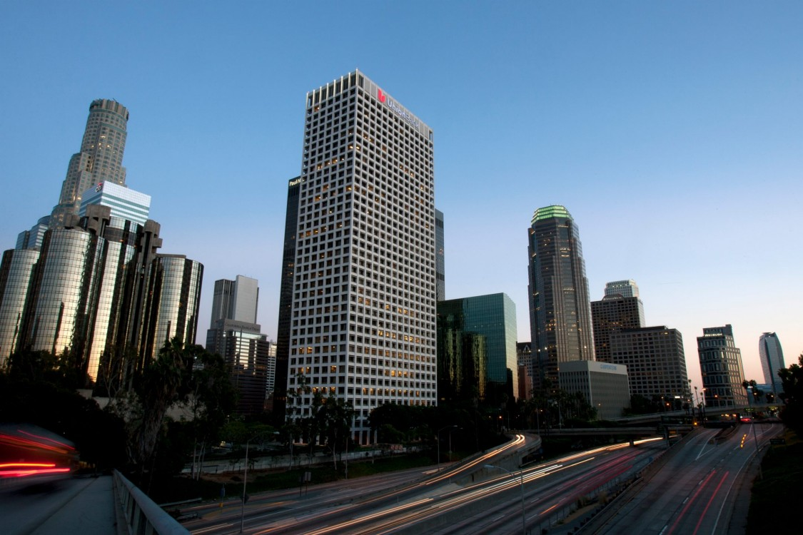 Los Angeles - Siemens in the USA