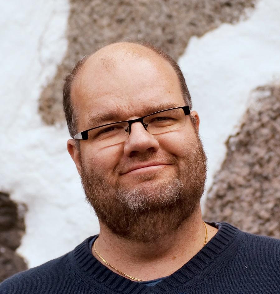 Mats Jönsson, energy controller på Siemens.