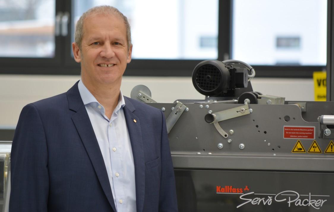Michael Rempfer Technischer Direktor bei Kallfass