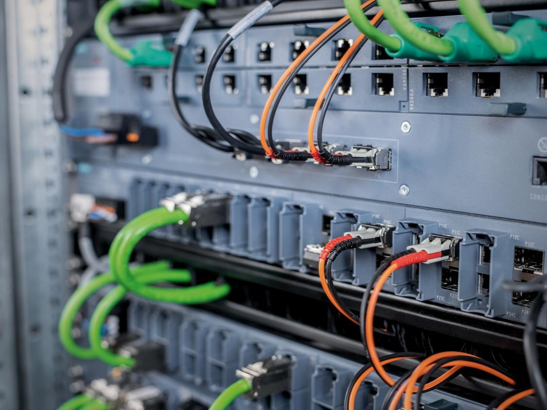 Průmyslový Ethernet