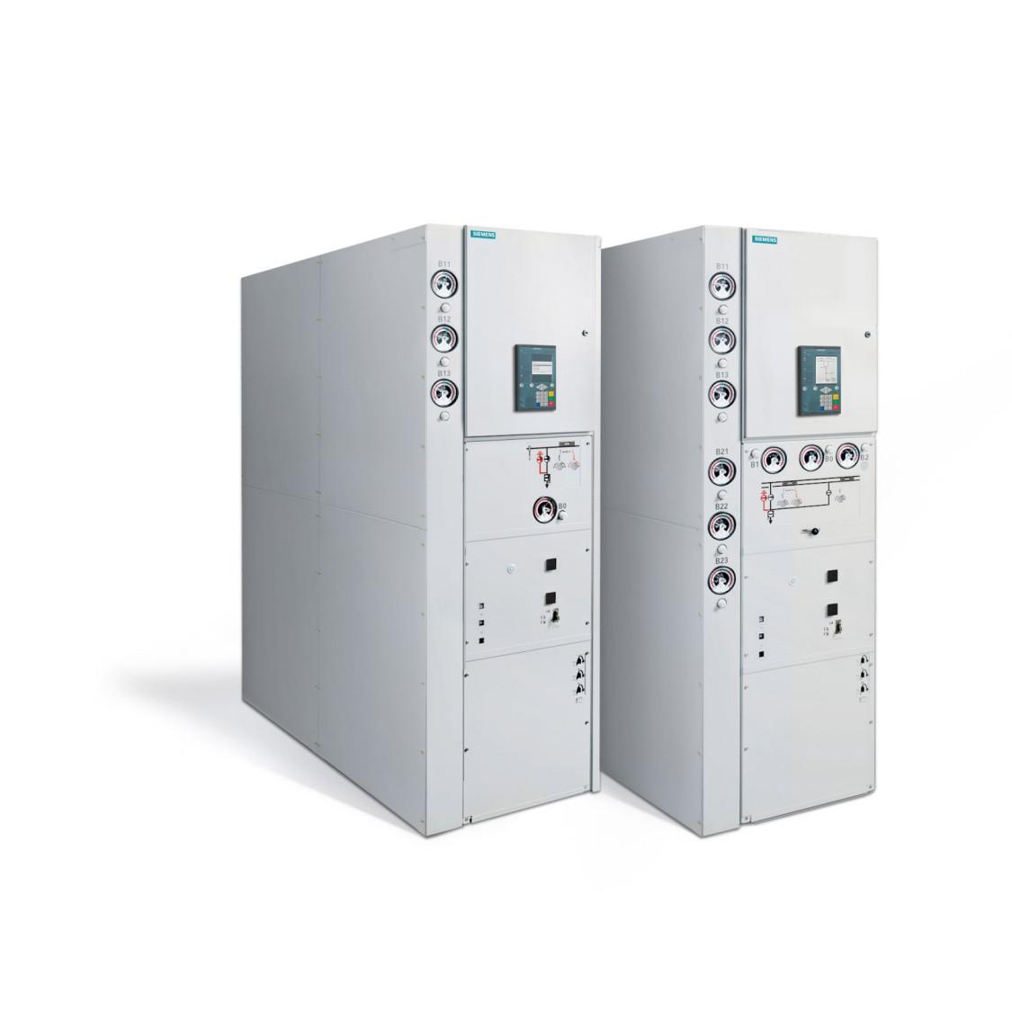 8DB10 Rozdzielnica średniego napięcia 40,5 kV w izolacji gazowej