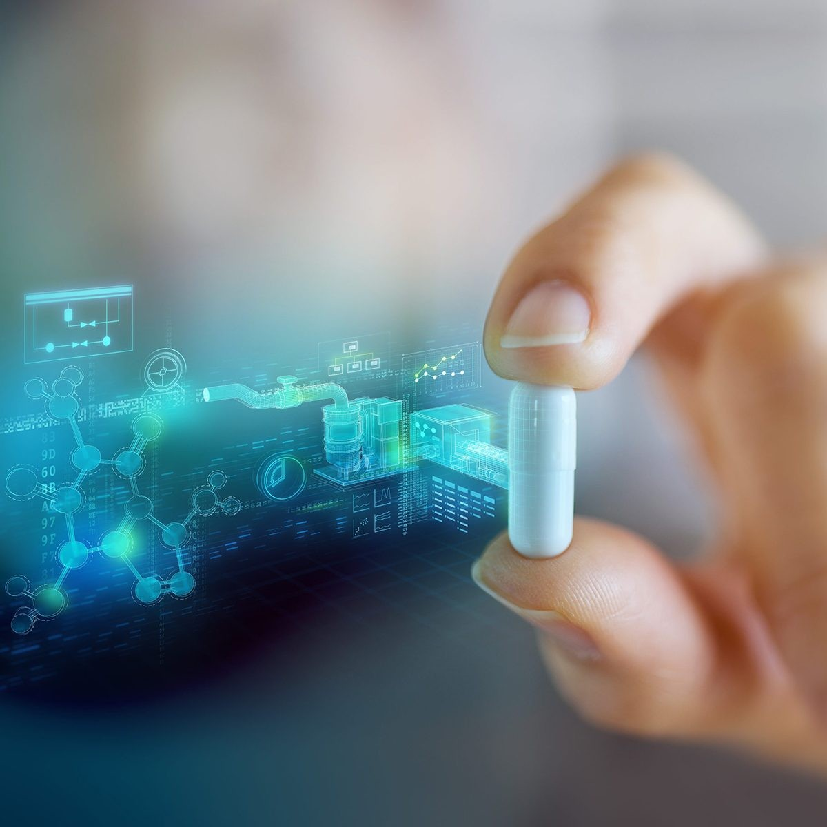 Pharmaceutical Industry | Market-specific Solutions | Siemens