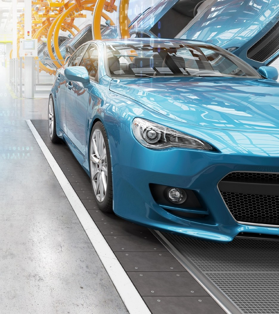 How Siemens helped Maserati face the future of manufacturing.