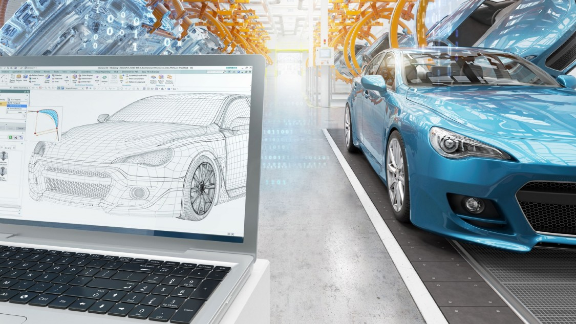 Digital Enterprise för diskret tillverkning