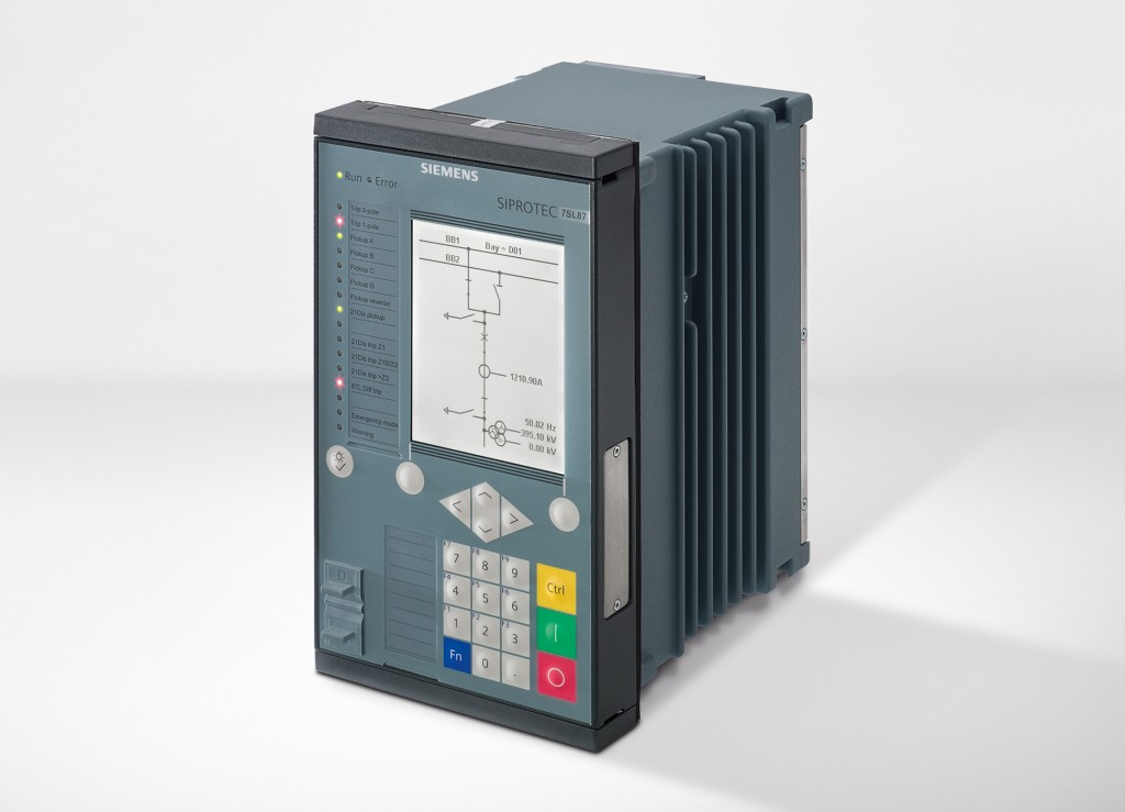 Siemens Siprotec 5 devices with a MindSphere interface