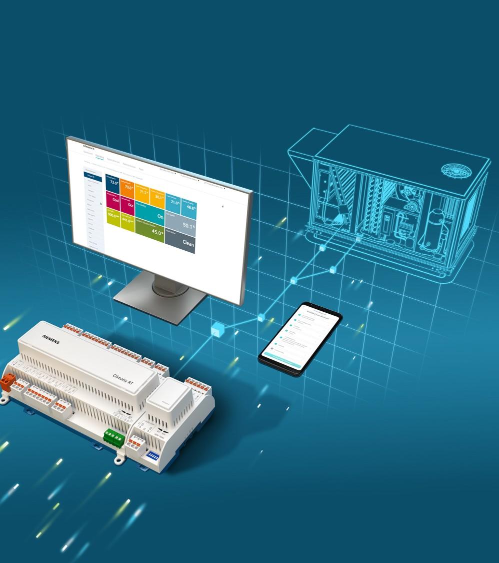 Siemens Climatix RTU image