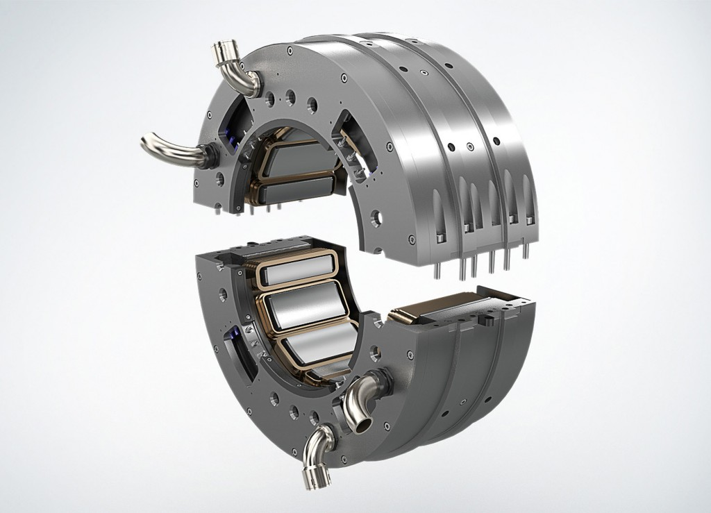 Siemens presents new active magnetic bearing system: Simotics AMB technology