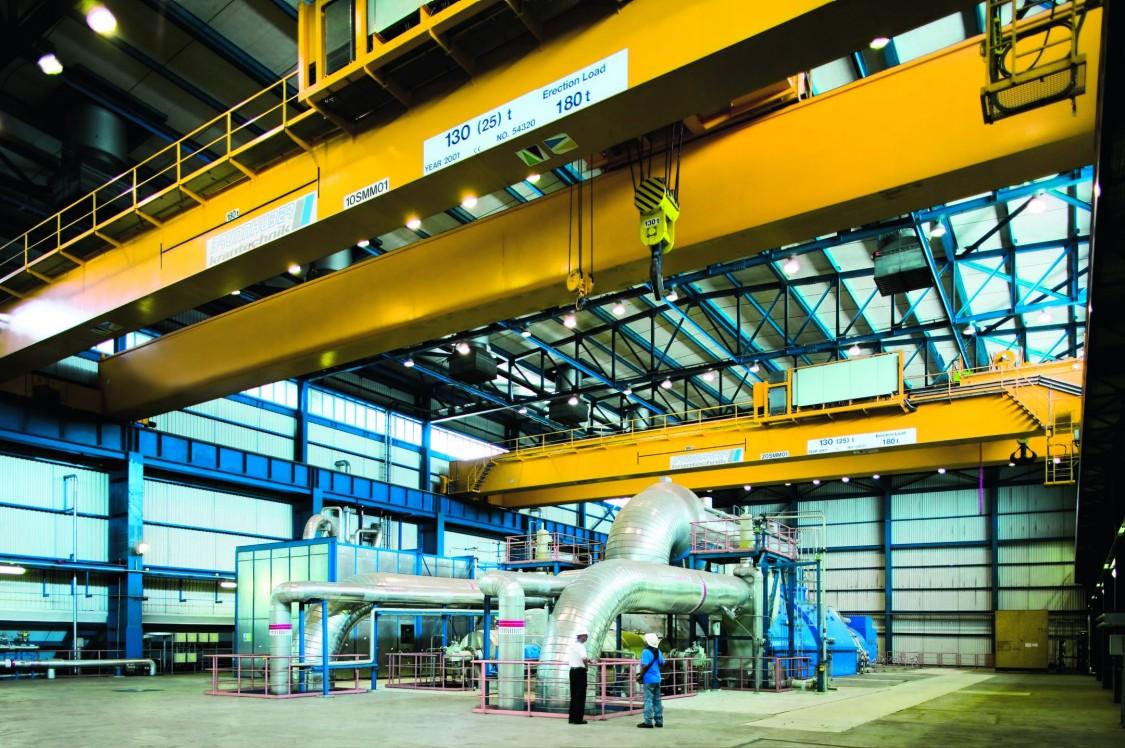Siemens Industry Cranes Solutions