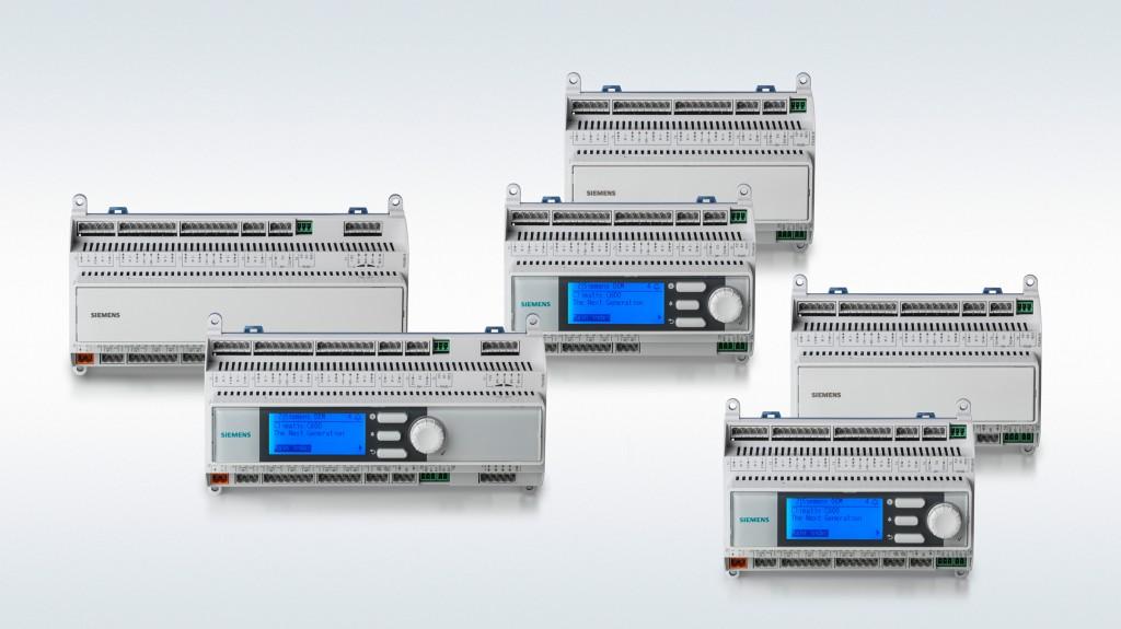 Das Bild zeigt die neuen Climatix C-600 Modelle