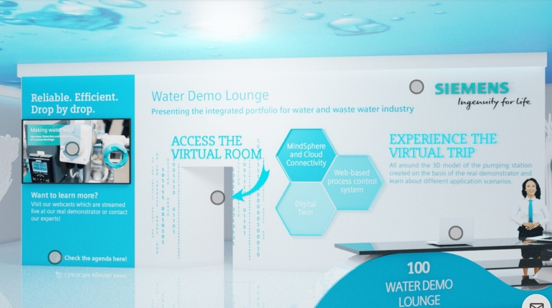 Exhibition topics at the Water Expo