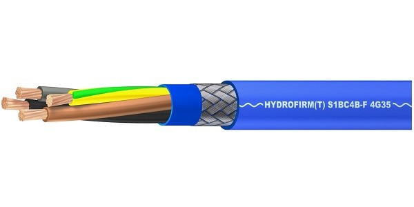 Hydrofirm cable