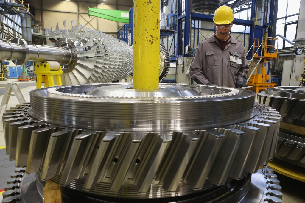 Siemens-Gasturbinenwerk Berlin