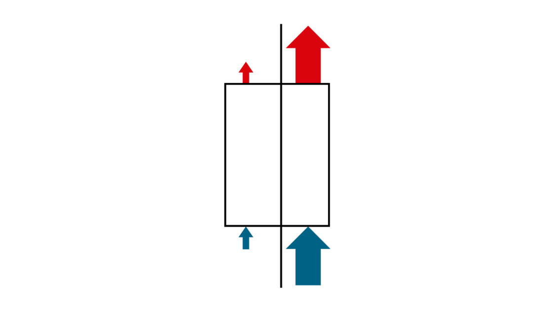 Illustration external air cooling