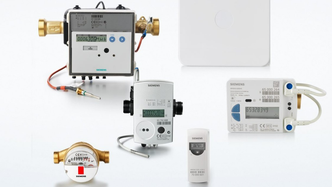 Siemens Energy and Water Meters