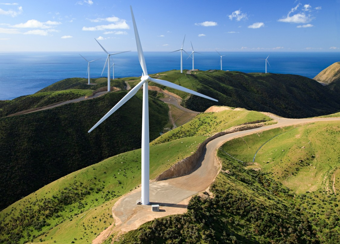 Siemens Digital Services for Energy, powered by Sinalytics: At the West Wind wind farm in New Zealand