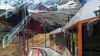 Gornergrat Bahn in Zermatt