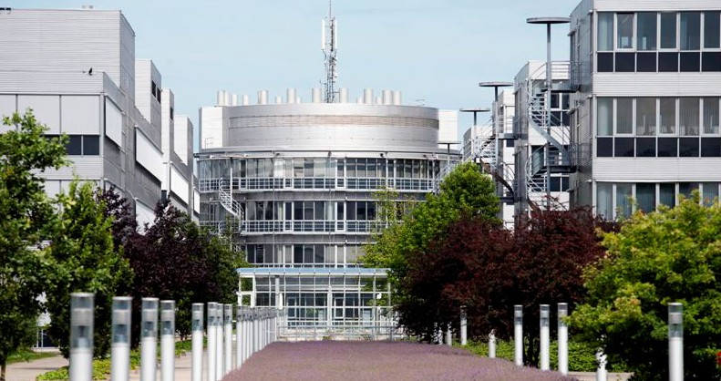 Training center in Zoetermeer, Netherlands