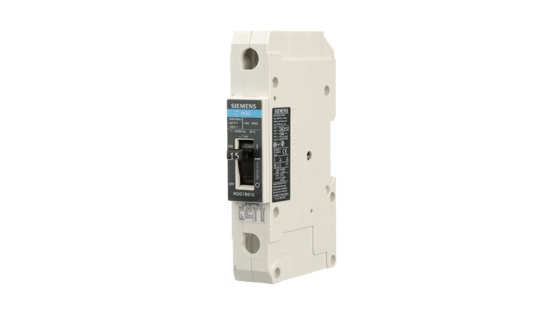 NGG Molded Case Circuit Breakers