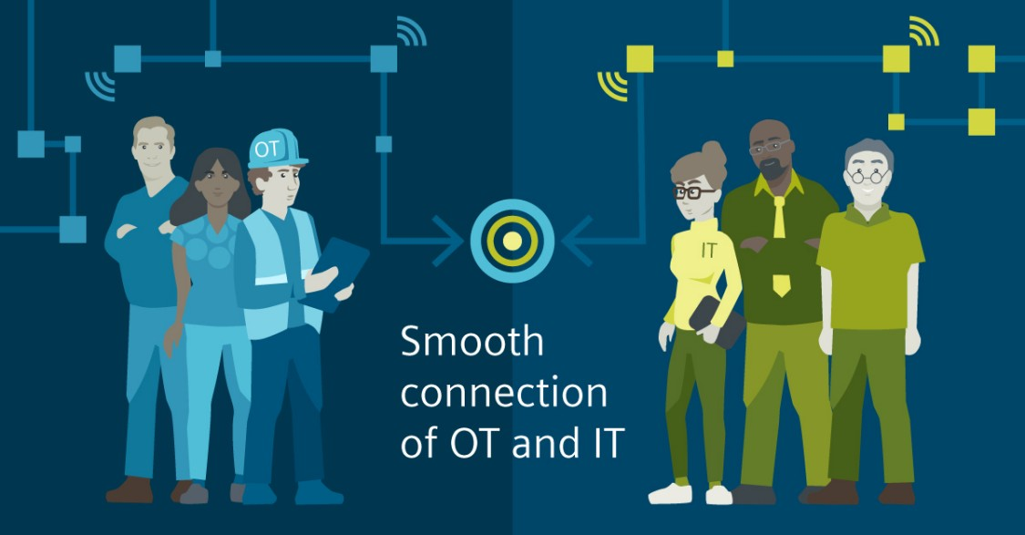Siemens and Aruba – partnership for integrated networks