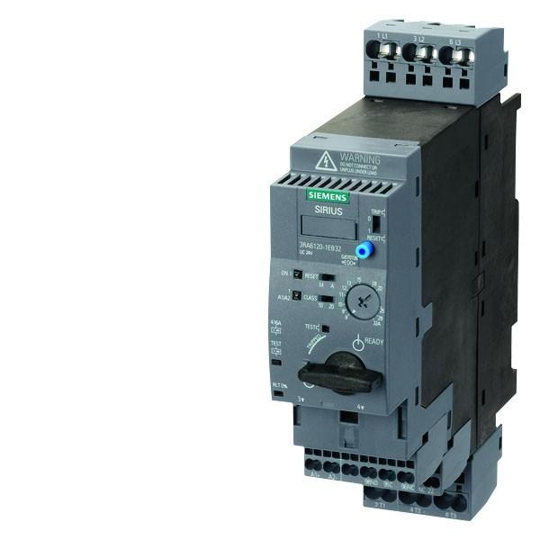 Alimentadores compactos 3RA61, 3RA62