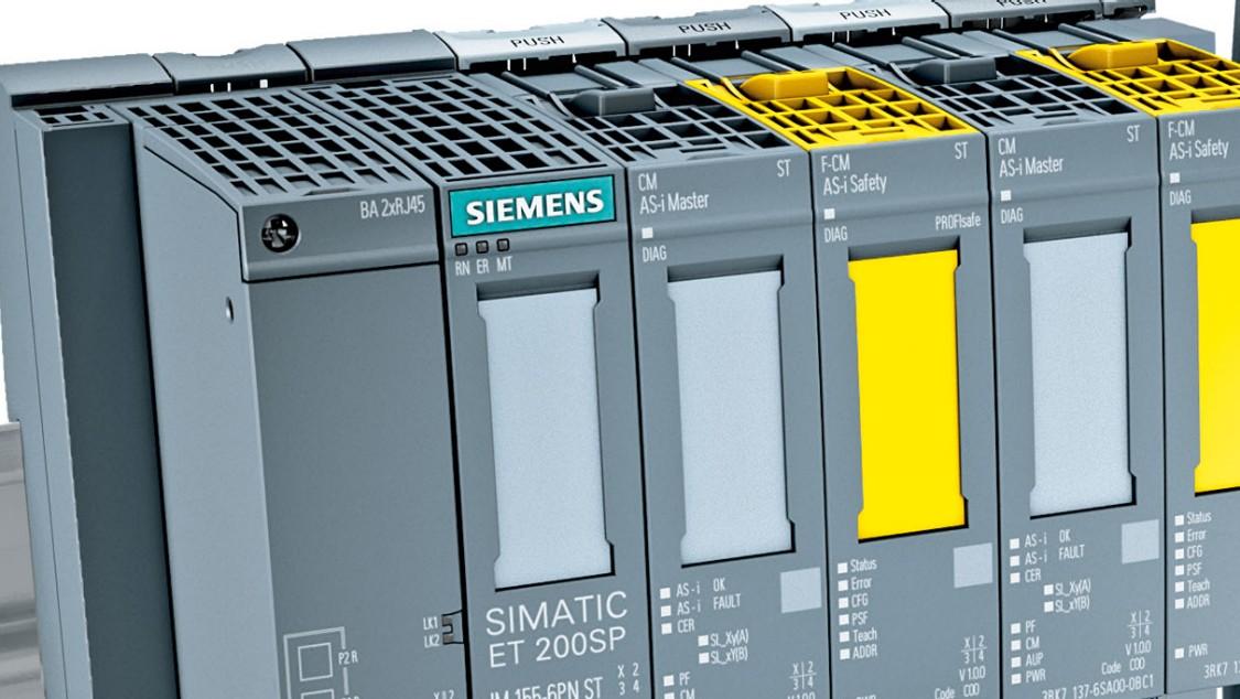 F-CM AS-i Safety ST für SIMATIC ET 200SP