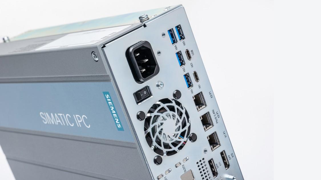 Detail produktu: Špičkové průmyslové počítače SIMATIC - možnosti připojení