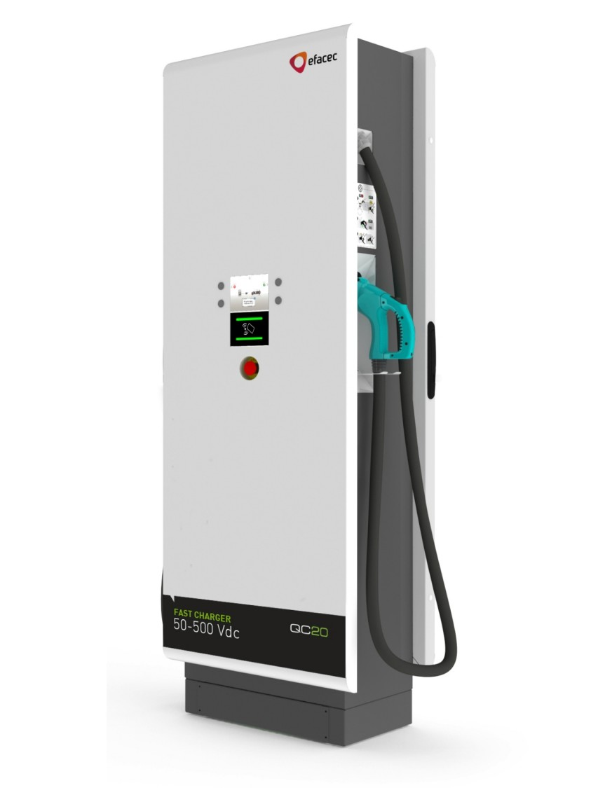 Siemens Multi-standard Fast Electric Car Charger