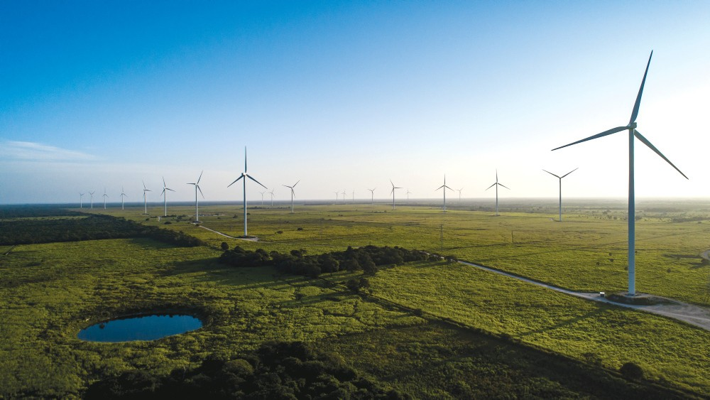 Siemens Financial Services supports Mexican wind project