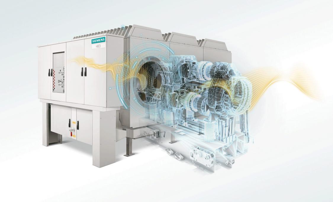 HB3 Generator switchgear HB3 GBS HB3 GCB Generator switchgear for 63 - 100 kA Generator switchgear for power plant up to 400 MW HB3 Generatorschaltanlage Generatorschaltanlage für 63 - 100 kA  Generatorschaltanlage für Kraftwerke bis 400 MW