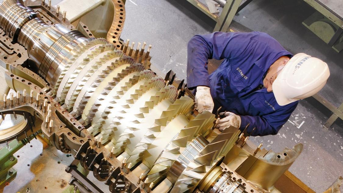 Servicios a turbinas
