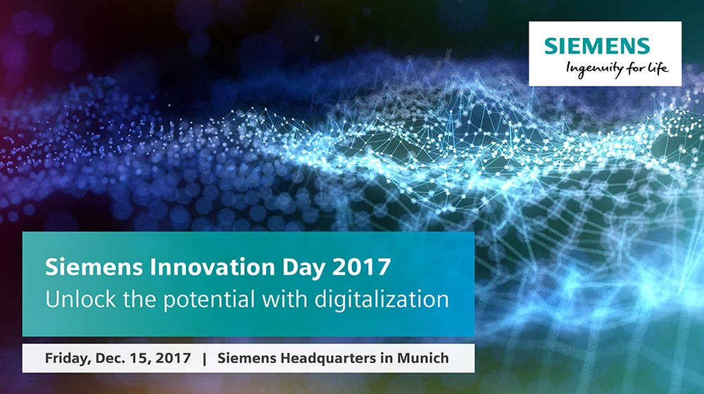 "Event: Siemens honors the 14 ""Inventors of the Year"" 2017"