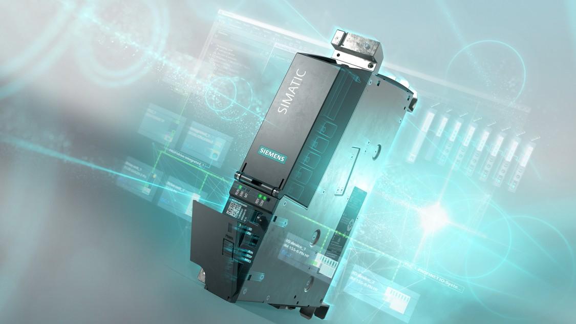 Der SIMATIC Drive Controller vereint fehlersichere Technologie-CPU und High-End-Mehrachs-Antriebssystem in einem ultra-kompakten Gerät