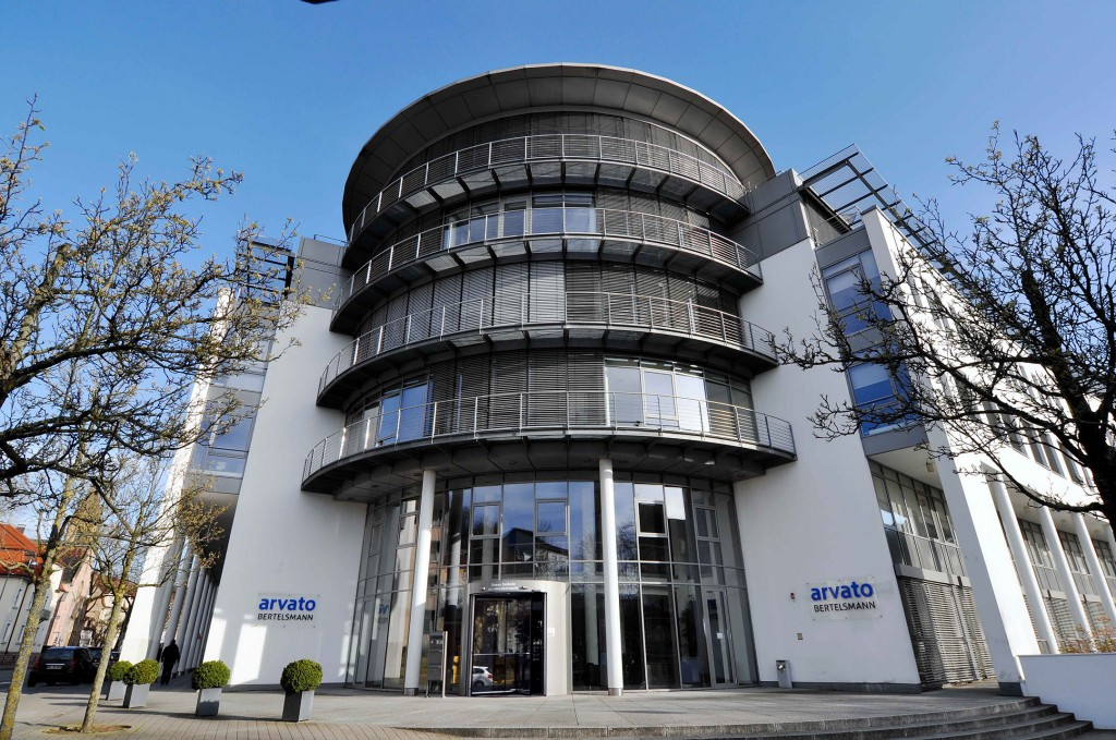 Arvato Office in Baden-Baden Germany