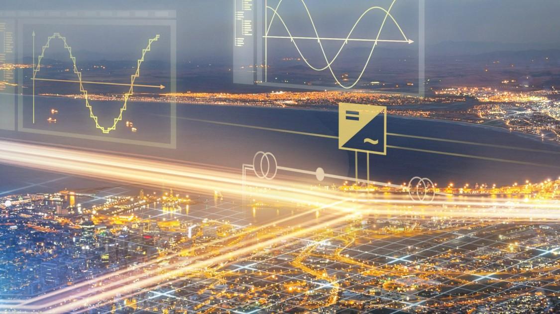 Energieverteilung und Ladeinfrastruktur