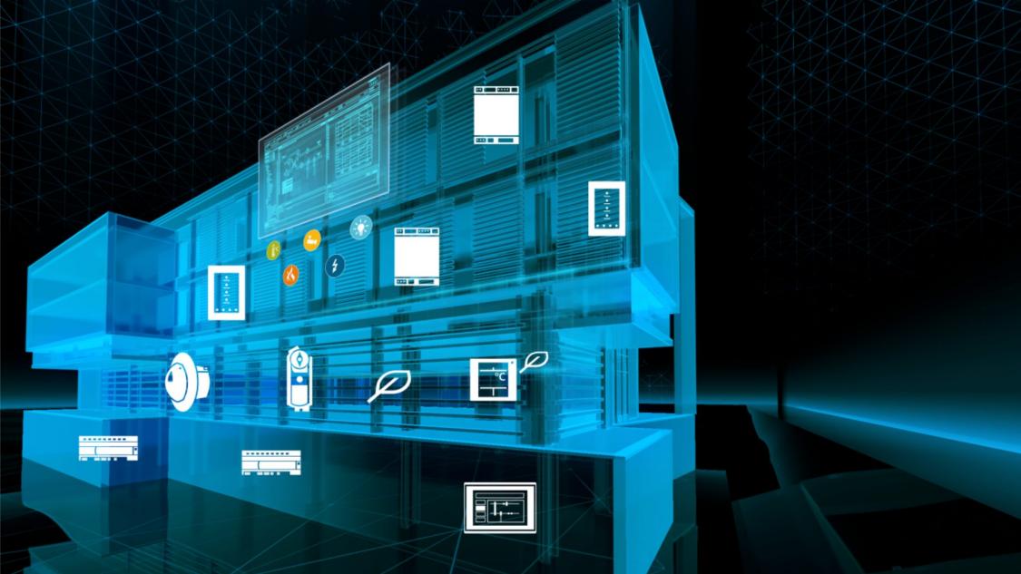 Desigo building automation system from Siemens