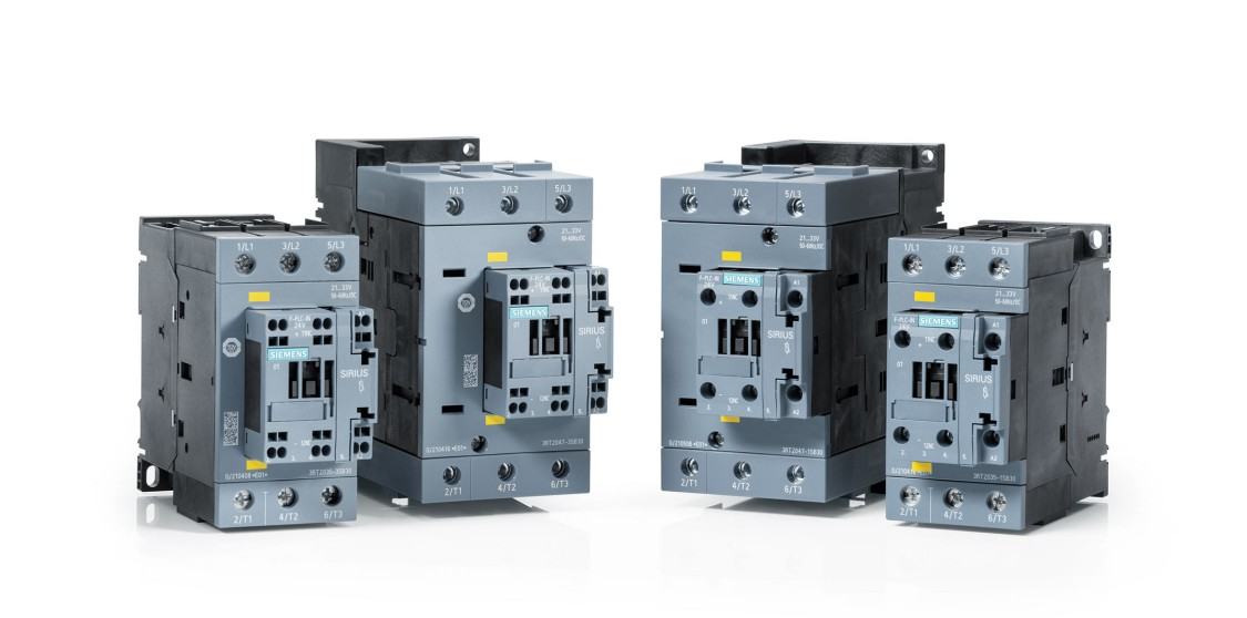 SIRIUS Control for faster installation