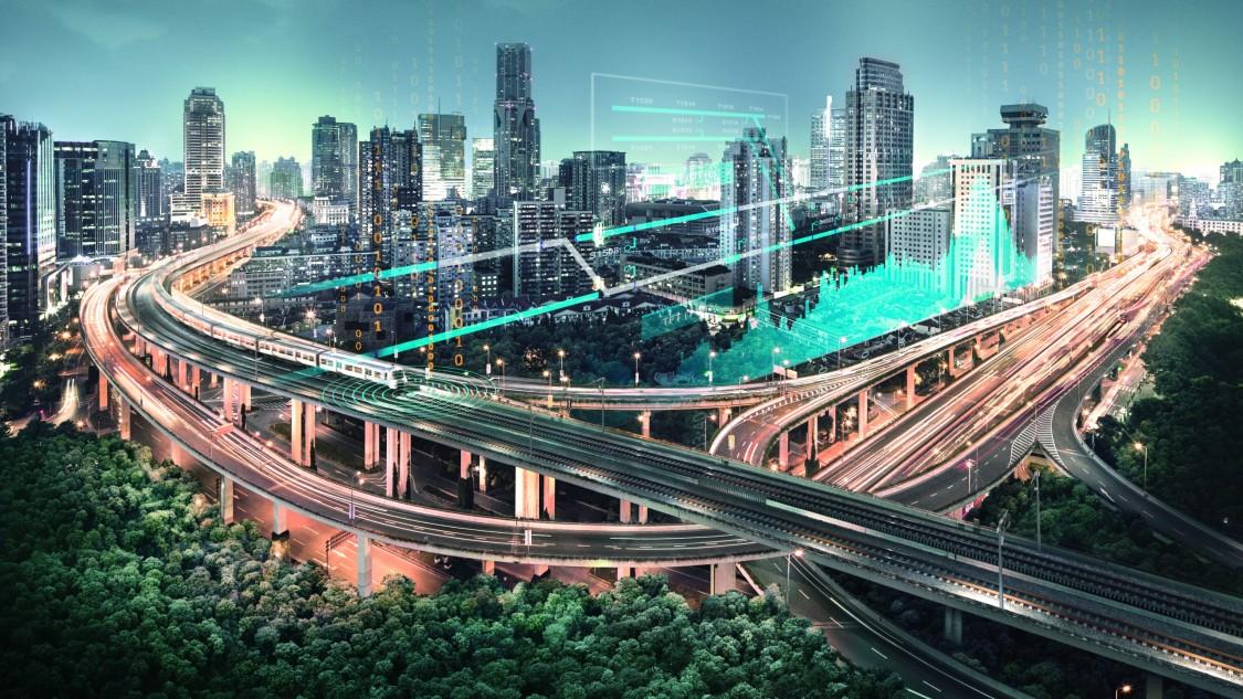 Intelligente Mobilitätslösungen für Großstädte