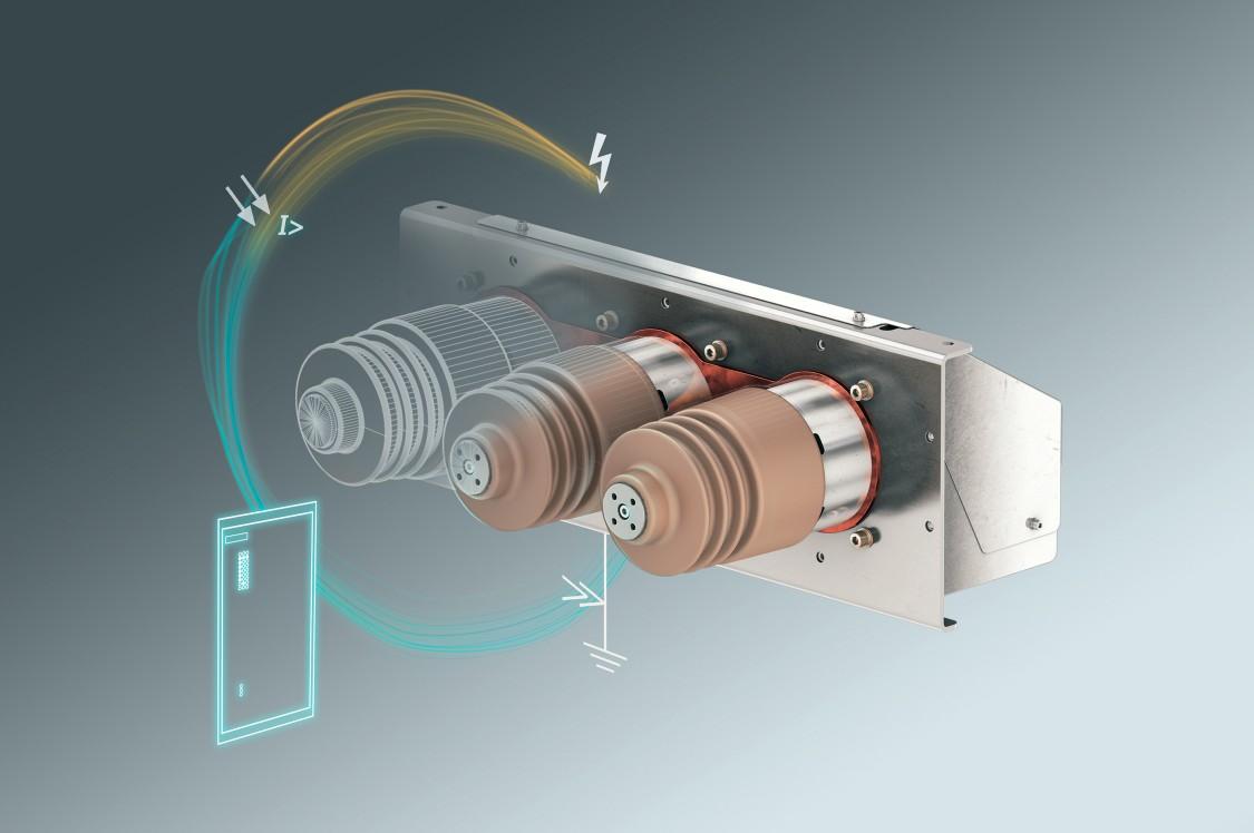 Störlichtbogen-Löschsystem für Mittelspannungsschaltanlagen