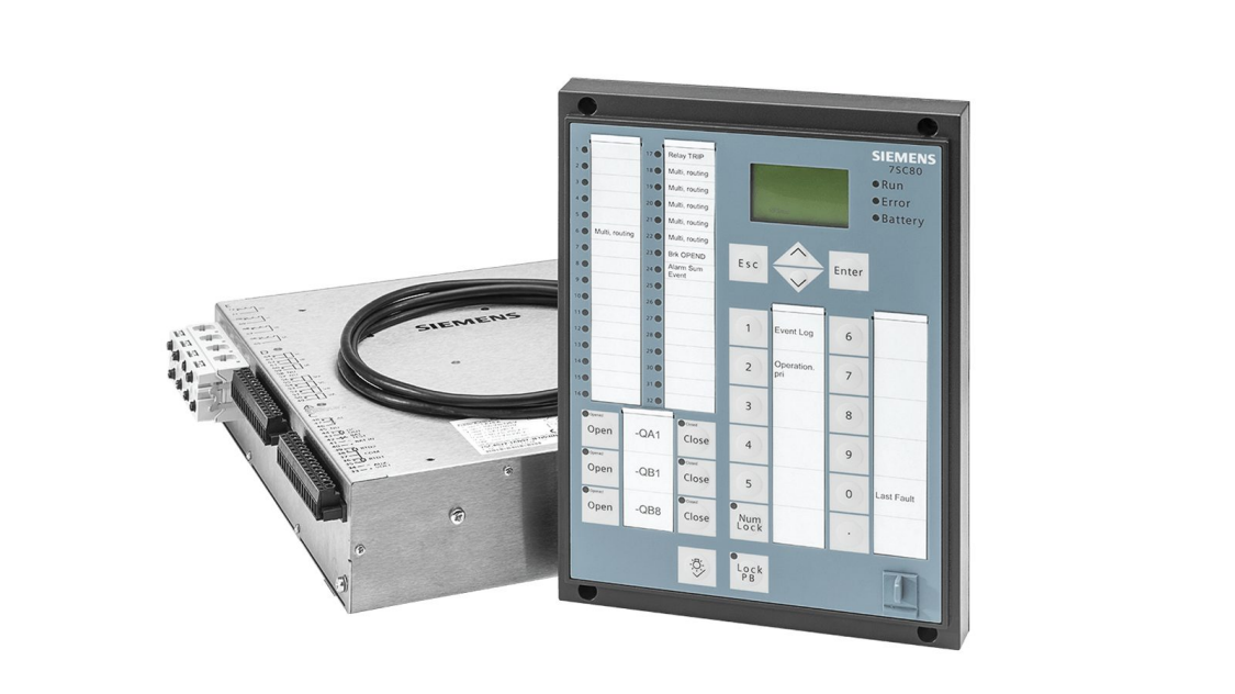 Feeder Protection and Recloser Controller – SIPROTEC 7SC80