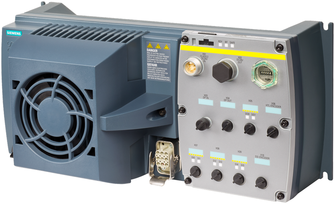 sinamics g120d distributed vector standard performance drive