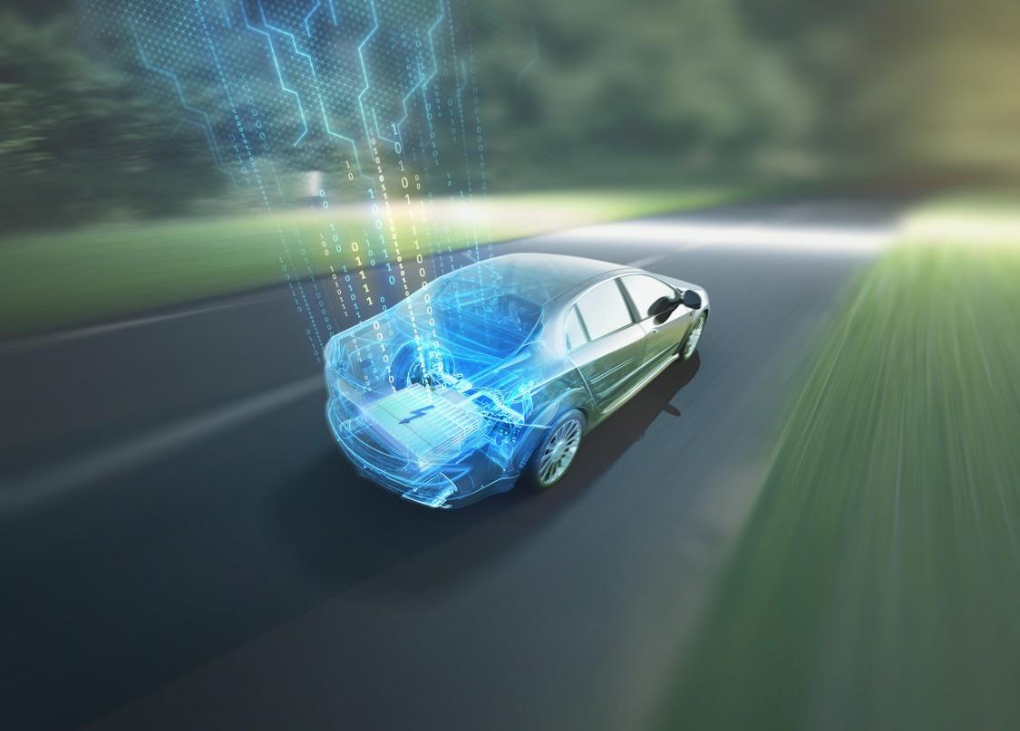 电动汽车生产