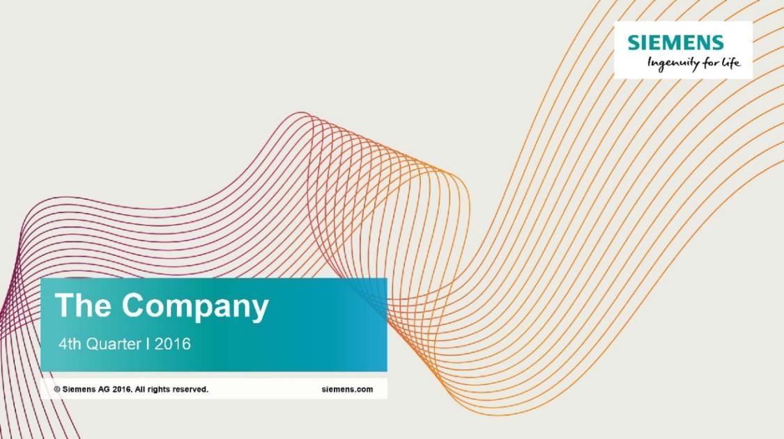 The Company 2018