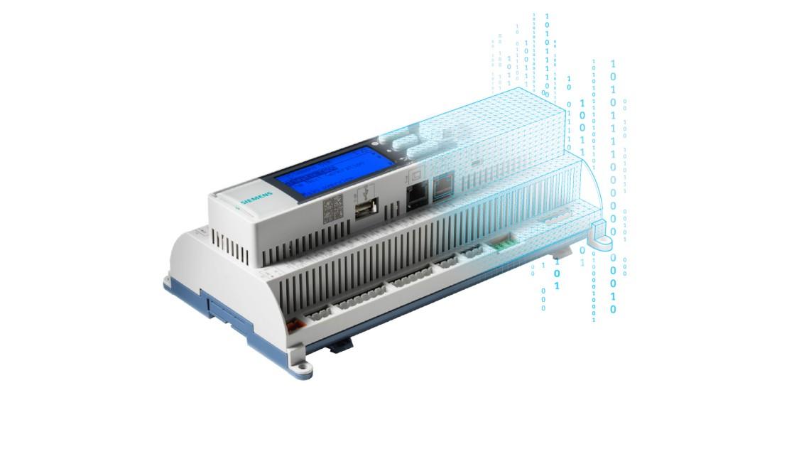 Climatix C600 Regler mit Cloud Verbindung