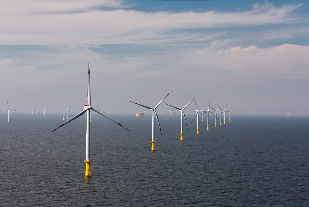 HelWin1 verbindet das Offshore-Windkraftwerk mit dem deutschen Stromnetz