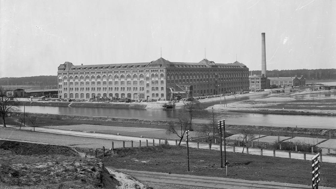 Kabelwerk, 1899