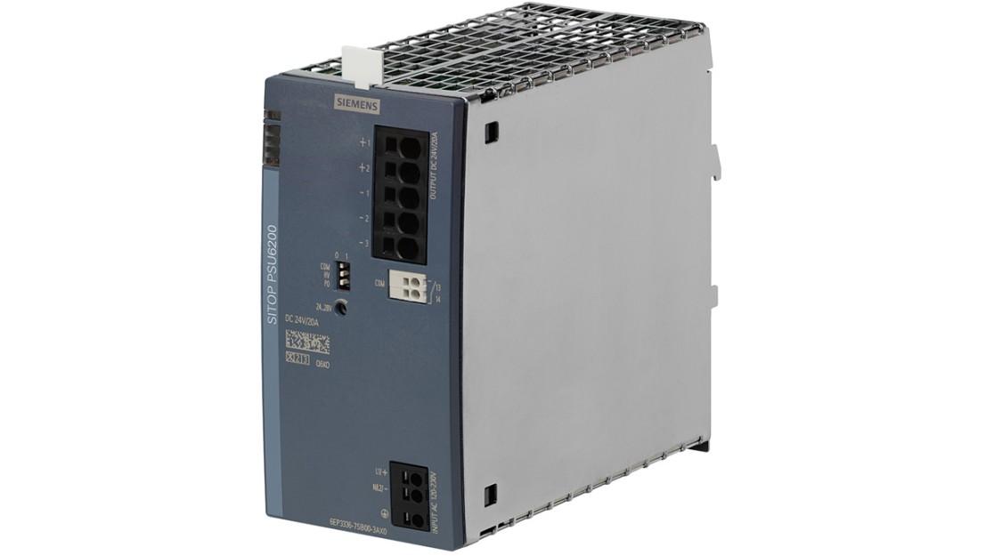 SITOP PSU6200 Ex, 1-phase, 24 V DC/20 A, 6EP3336-7SB00-3AX0